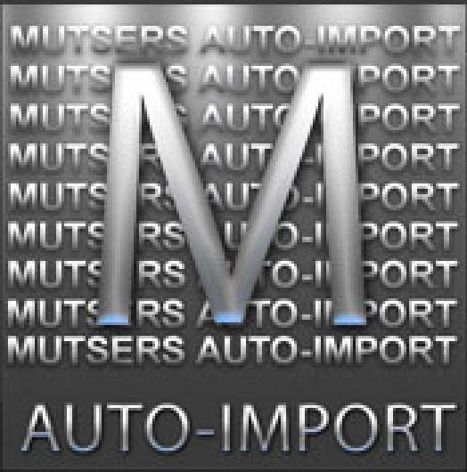 Mutsers Auto-import
